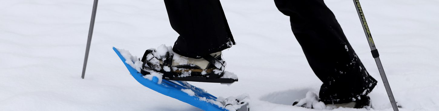 Rent Snowshoes in the Julian Alps