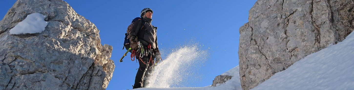 Winter Ascents in the Slovenian Alps