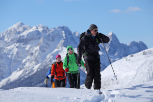 Ski touring-back-country-skiing-slovenia