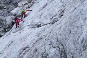 Slovenian route-triglav-north-wall-2