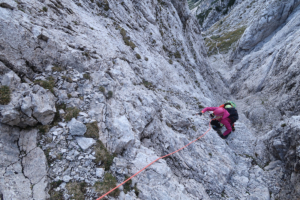 Slovenian route-triglav-north-wall-3