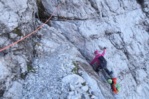 Slovenian route-triglav-north-wall-4