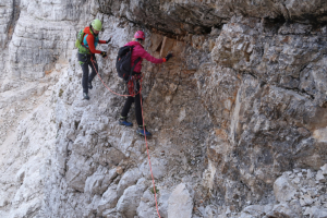 Slovenian route-triglav-north-wall-5