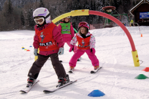 Snowman-skiing -course-winter-holidays 4