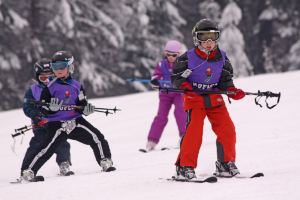 Snowman-skiing -course-winter-holidays 5