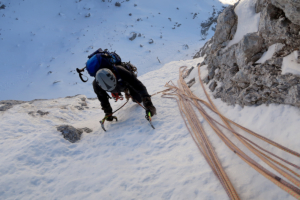 Winter-ascents-slovenian-alps-triglav-north-wall