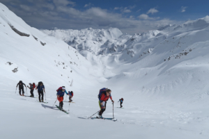 weekend-ski-touring-julian-alps-triglavs-ski traverse-1-stage